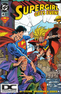 Cover Thumbnail for Supergirl (DC, 1994 series) #4 [DC Universe Corner Box]