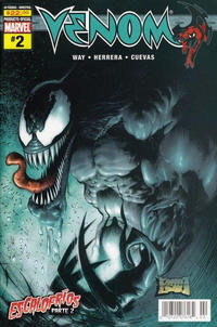 Cover Thumbnail for Venom (Editorial Televisa, 2006 series) #2