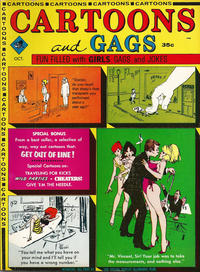 Cover Thumbnail for Cartoons and Gags (Marvel, 1959 series) #v11#5