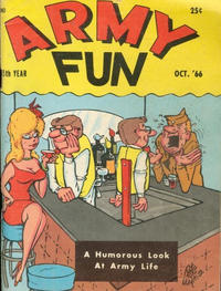 Cover Thumbnail for Army Fun (Prize, 1952 series) #v8#6