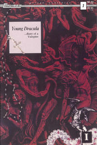Cover Thumbnail for Young Dracula: Diary of a Vampire (Caliber Press, 1993 series) #1