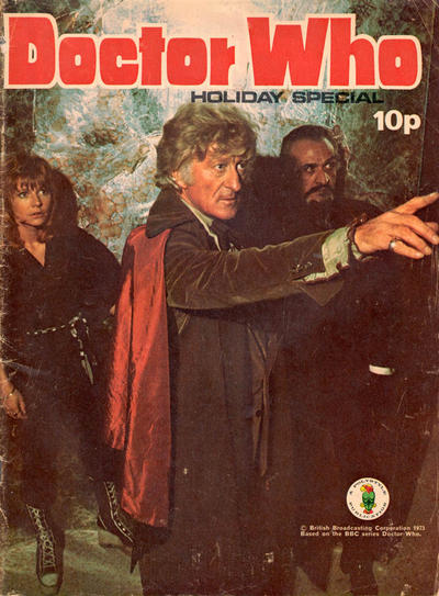 Cover for Doctor Who Holiday Special (Polystyle Publications, 1973 series)