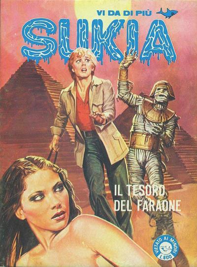 Cover for Sukia (Edifumetto, 1978 series) #95