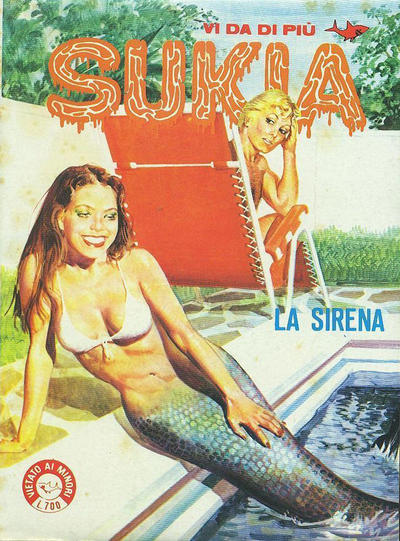 Cover for Sukia (Edifumetto, 1978 series) #109