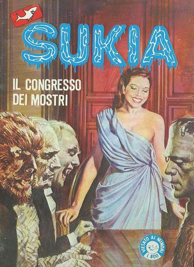 Cover for Sukia (Edifumetto, 1978 series) #121