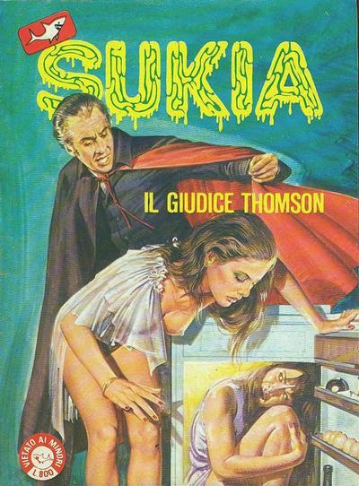 Cover for Sukia (Edifumetto, 1978 series) #127