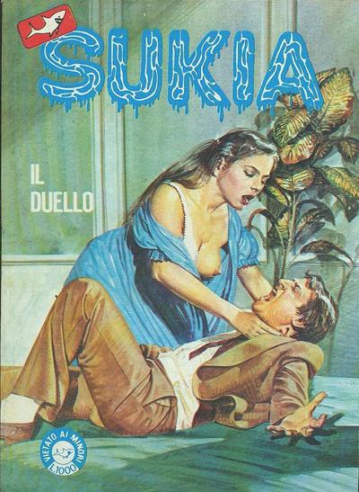 Cover for Sukia (Edifumetto, 1978 series) #134