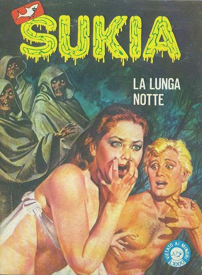 Cover for Sukia (Edifumetto, 1978 series) #137