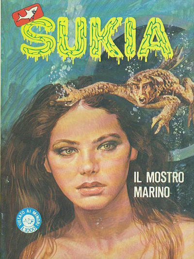 Cover for Sukia (Edifumetto, 1978 series) #139