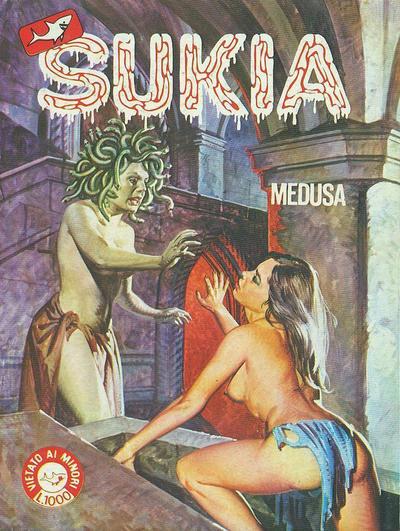 Cover for Sukia (Edifumetto, 1978 series) #150