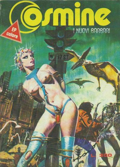 Cover for Cosmine (Ediperiodici, 1973 series) #2