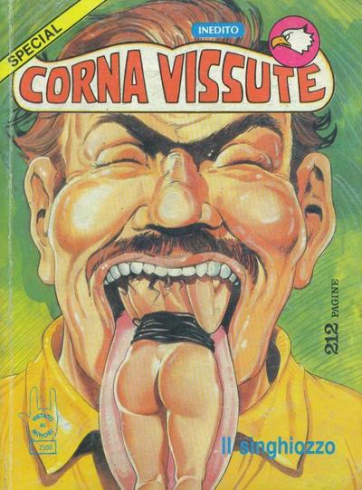Cover for Corna Vissute Special (Ediperiodici, 1981 series) #67