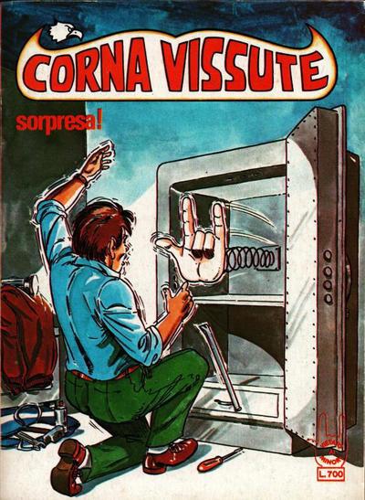 Cover for Corna Vissute (Ediperiodici, 1981 series) #16