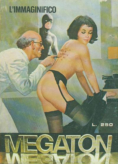 Cover for Megaton (Ediperiodici, 1975 series) #11