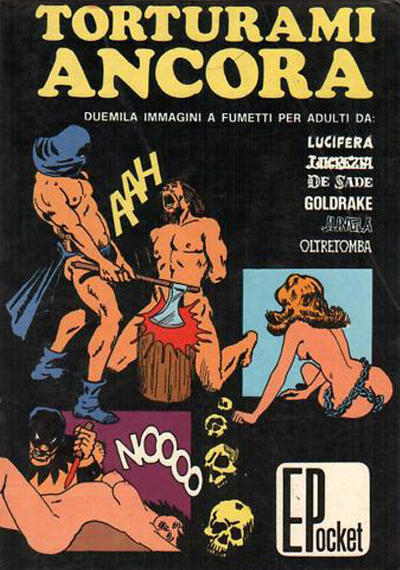 Cover for EP Pocket (Ediperiodici, 1974 series) #1