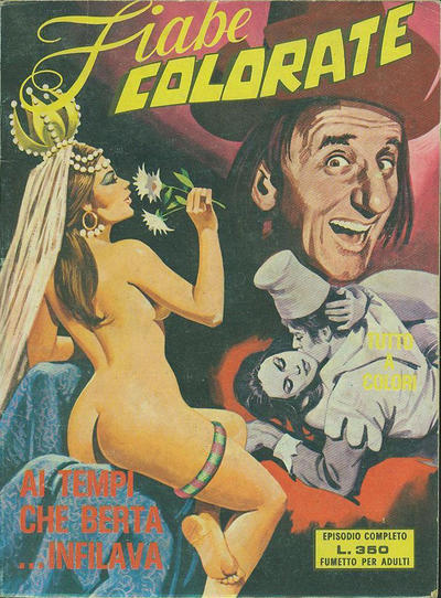 Cover for Fiabe Colorate (Edifumetto, 1975 series) #6
