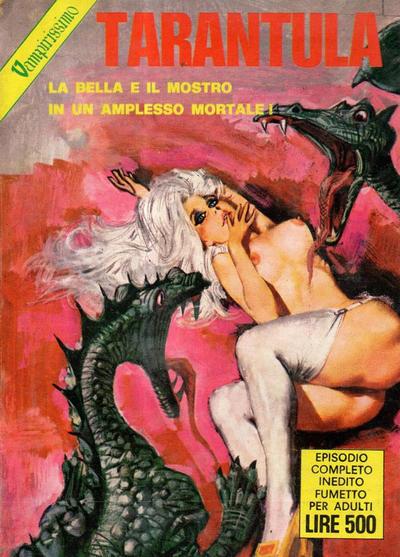 Cover for Vampirissimo (Edifumetto, 1972 series) #10