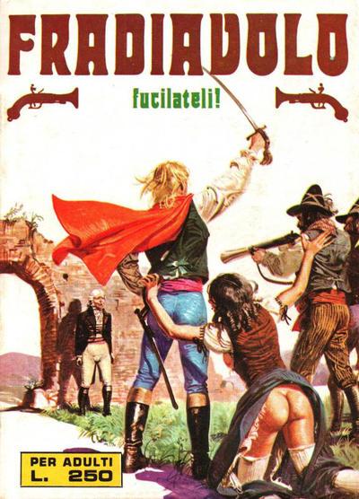 Cover for Fradiavolo (Ediperiodici, 1974 series) #8