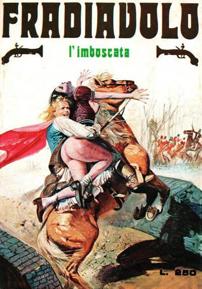 Cover for Fradiavolo (Ediperiodici, 1974 series) #10