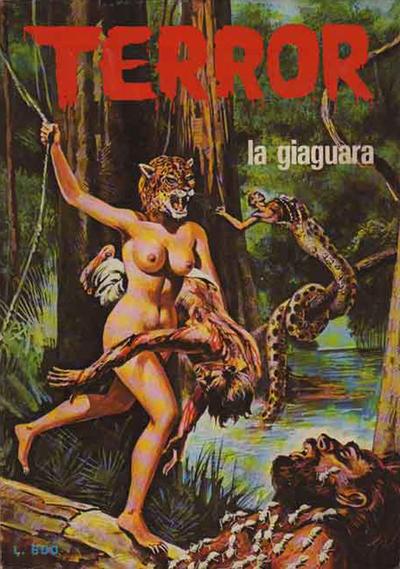 Cover for Terror (Ediperiodici, 1969 series) #94