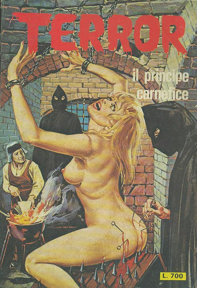 Cover for Terror (Ediperiodici, 1969 series) #96