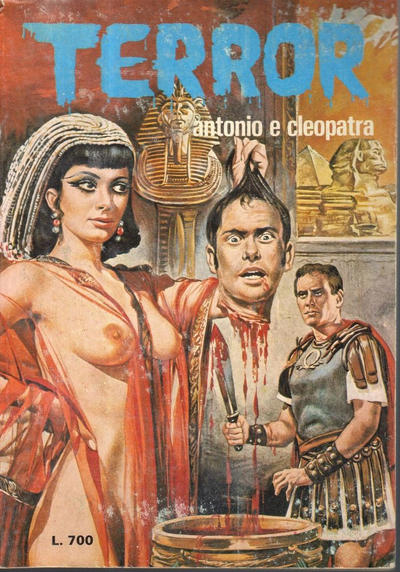 Cover for Terror (Ediperiodici, 1969 series) #97