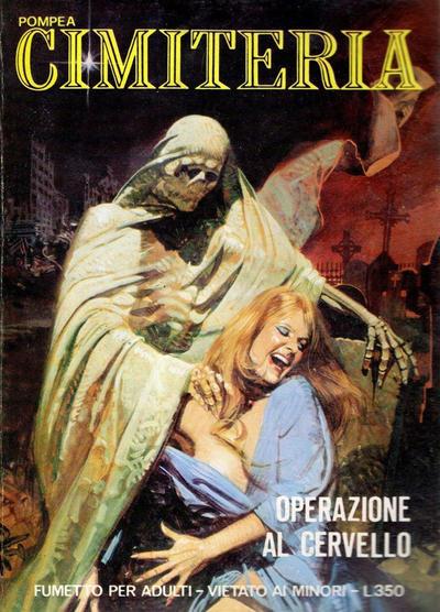 Cover for Cimiteria (Edifumetto, 1977 series) #46