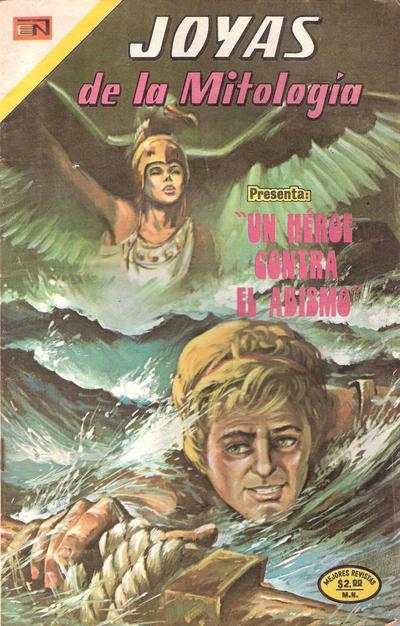 Cover for Joyas de la Mitología (Editorial Novaro, 1962 series) #286