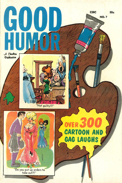 Cover for Good Humor (Charlton, 1961 series) #7