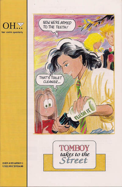 Cover for Oh (B Publications, 1992 series) #11