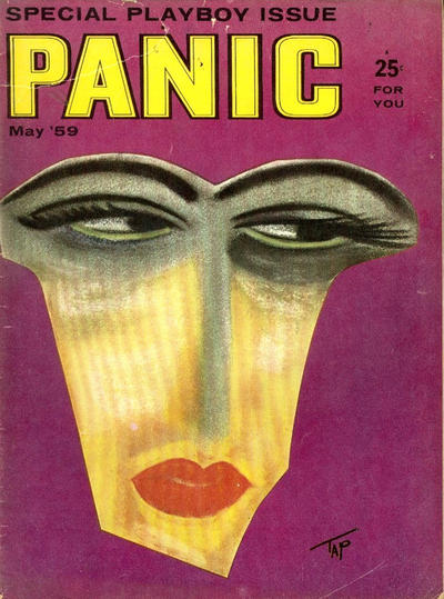 Cover for Panic (Panic Publications, 1958 series) #5