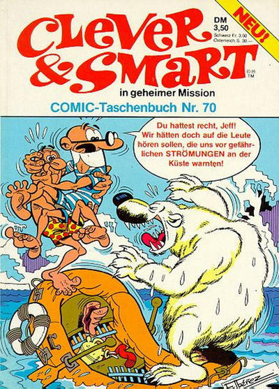 Cover for Clever & Smart (Condor, 1977 series) #70