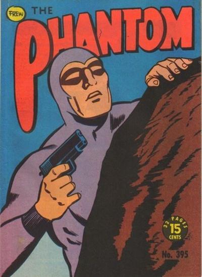 Cover for The Phantom (Frew Publications, 1948 series) #395