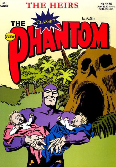 Cover for The Phantom (Frew Publications, 1948 series) #1475