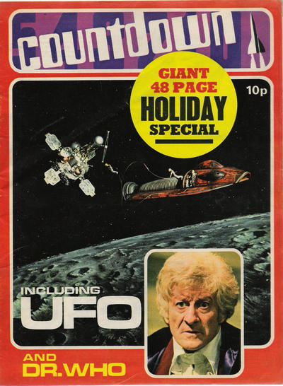 Cover for Countdown Holiday Special (Polystyle Publications, 1971 series)