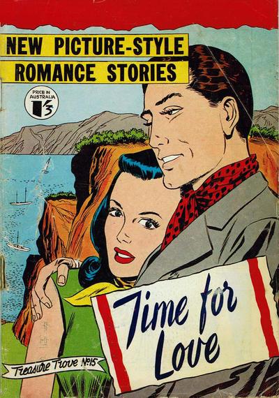 Cover for Treasure Trove (H. John Edwards, 1958 ? series) #15