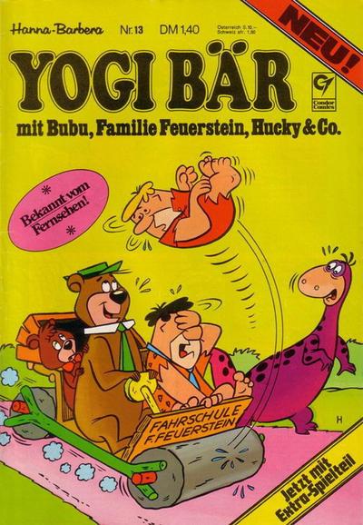 Cover for Yogi Bär (Condor, 1976 series) #13