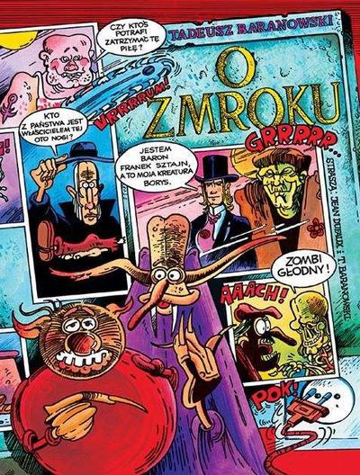 Cover for O zmroku (kultura gniewu, 2005 series)
