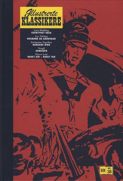 Cover for Illustrerte Klassikere (Hjemmet / Egmont, 2006 series) #38
