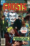 Cover for Ghosts (DC, 1971 series) #84 [Pence Edition]