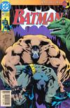 Cover Thumbnail for Batman (1940 series) #497 [Newsstand]