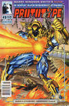 Cover for Prototype (Malibu, 1993 series) #3 [Newsstand]