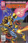 Cover for Prototype (Malibu, 1993 series) #2 [Newsstand]