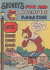 Cover for Shoney's Fun and Adventure Magazine (Paragon Products, 1983 series) #1