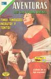 Cover for Aventuras de la Vida Real (Editorial Novaro, 1956 series) #252