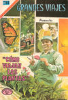 Cover for Grandes Viajes (Editorial Novaro, 1963 series) #138
