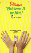 Cover for Ripley's Believe It or Not! (Pocket Books, 1941 series) #10 [Third Printing]