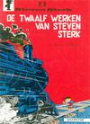 Cover for Steven Sterk (Dupuis, 1962 series) #3 - De twaalf werken van Steven Sterk
