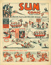 Cover for Sun Comic (Amalgamated Press, 1949 series) #96