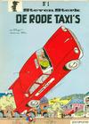 Cover for Steven Sterk (Dupuis, 1962 series) #1 - De rode taxi's